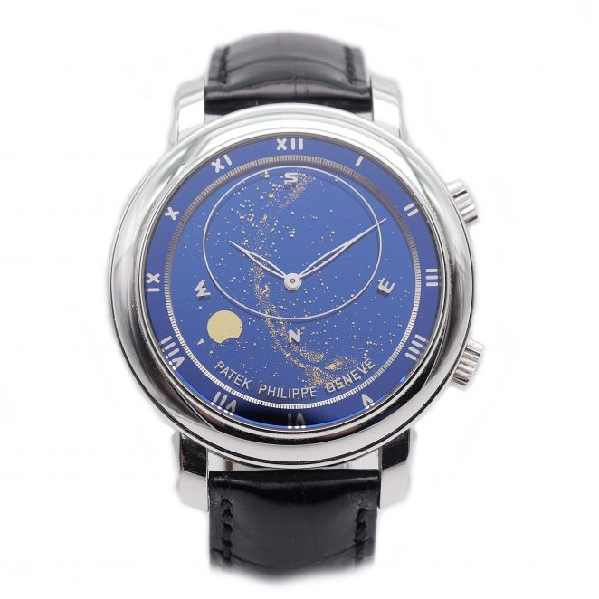 Grand Complications Celestial Weißgold