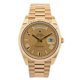 Day-Date 40 Gelbgold