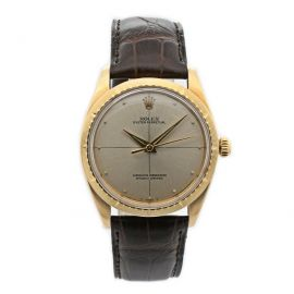 Oyster Perpetual Gelbgold