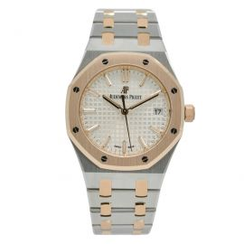Royal Oak  Stahl/Rosegold