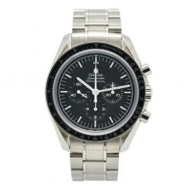 Speedmaster Moonwatch Stahl