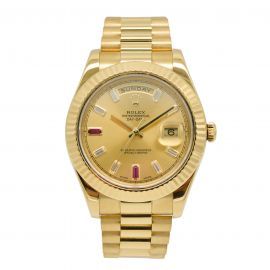 Day-Date II Gelbgold