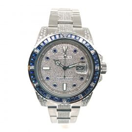 Submariner Iced Out