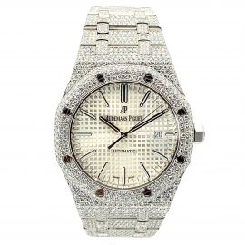 "Royal Oak  Stahl ""Iced Out"""