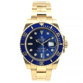 Submariner Gelbgold
