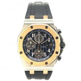 Royal Oak Offshore Stahl/Rosegold