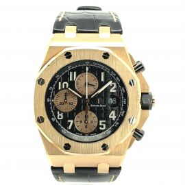 Royal Oak Offshore Rosegold