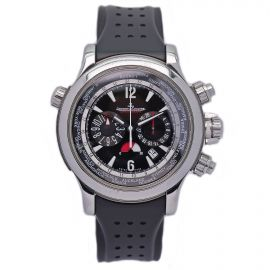 Master Compressor Extreme World Chronograph Stahl