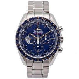 Speedmaster Moonwatch 45th anniversary Stahl