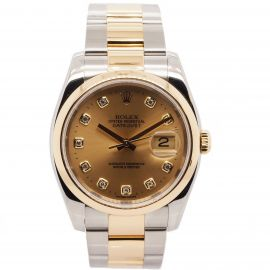 Datejust Stahl / Gold