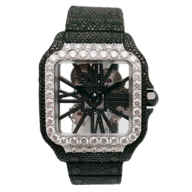 """Santos Stahl """"Iced Out"""""""