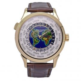 World Time Gelbgold