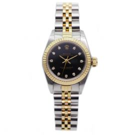 Oyster Perpetual Stahl / Gelbgold