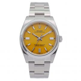 Oyster Perpetual 36 Stahl