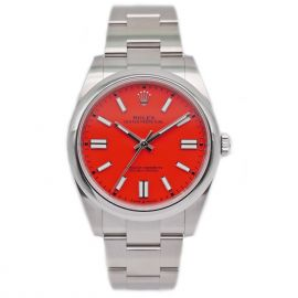 Oyster Perpetual 41 Stahl