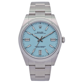 Oyster Perpetual 41 Tiffany Stahl